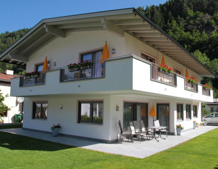 appartement pichler in oetz im oetztal im sommer